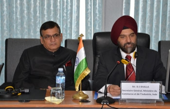 9th Session of India-Algeria Joint Commission (JCM) Senior Officials Meeting