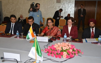 9th Session of India-Algeria Joint Commission Meeting (JCM) Concluding Session May 26, 2015