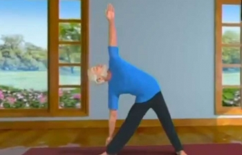 Yoga with PM Modi - Animated Videos