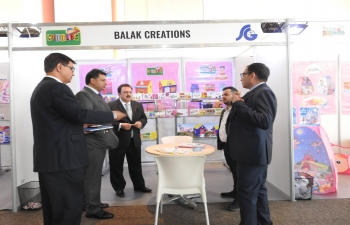 Sports Goods and Toys Exhibition and B2B Meetings, 11th March 2019 at Jardin d'Essai Hall, Hotel Sofitel, Algiers