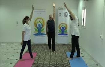 Yoga Video 7 - Self purification, self massage, self detoxification to revitalise the body in order to relieve stress and to fight diseases especially corona